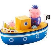 Peppa Pig Peppa Pig Grandpa Pig'S Bathtime Boat