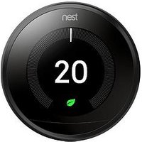 Nest Learning Thermostat, 3Rd Generation Black