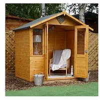 Mercia 7 X 5Ft Traditional Summerhouse