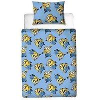 Minions Minons Bello Toddler Duvet & Bedding Bundle Set, One Colour