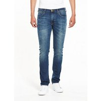 Lee Luke Slim Tapered Jeans - Pacific Worn, Pacific Worn, Size 30, Length Long, Men