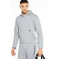 adidas ID Champ Hoodie, Grey, Size Xl, Men