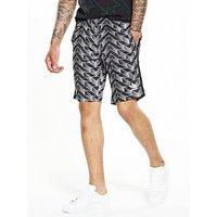 adidas Originals Soccer Print Shorts, Black, Size Xs, Men