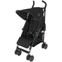Maclaren Quest Stroller - Black, One Colour