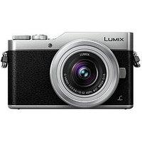 Panasonic Lumix Dmc-Gx800 Compacyt System - 16Mp, 4K, Wifi, 12-32Mm Lens - Black &Amp; Silver.