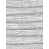 Product photograph showing Arthouse Slate Grey Wallpaper