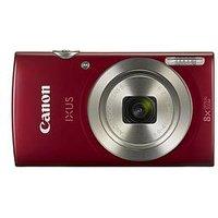 Canon Ixus 185 Camera Red