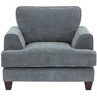Ideal Home New Camden Fabric Armchair