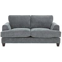 Product photograph showing Ideal Home Camden 2 Seater Fabric Sofa