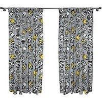 Despicable Me 3 Jailbird Curtains 54, One Colour