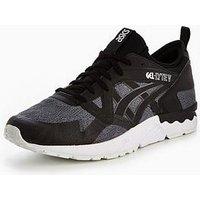 Asics Gel-Lyte V NS - Black , Black/Black, Size 11, Men
