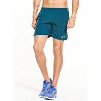 Nike Flex 7 Inch Distance Shorts, Blue, Size 2Xl, Men