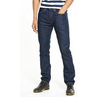 Levi's 501 Tapered Jeans, Noten, Size 31, Inside Leg Long, Men