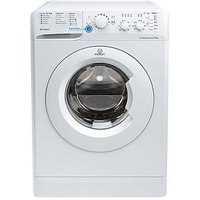 Indesit Innex Bwc61452Wuk 6Kg Load, 1400 Spin Washing Machine - White