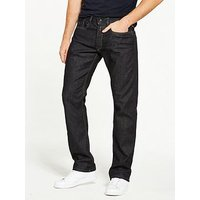 Replay New Bill Forever Dark Comfort Fit Jeans, Rinse, Size 32, Inside Leg Regular, Men