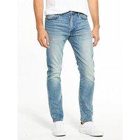 Levi's 512 Adaptive Stretch Slim Tapered Fit Jeans, Starshine, Size 31, Inside Leg Short, Men