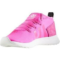 adidas Originals FLB Runner Mid - Pink , Pink, Size 9, Women