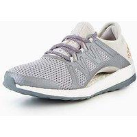 adidas PureBOOST Xpose - Grey , Grey, Size 8, Women