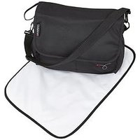 Ladybird Changing Bag - Black, One Colour