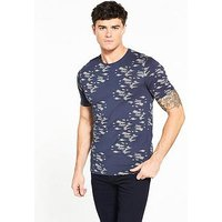 ONLY & SONS Only And Sons Hasse Tee, Dress Blue, Size M, Men