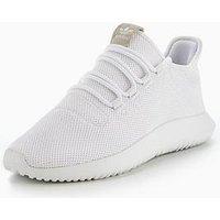 adidas Originals Tubular Shadow, White, Size 8, Men