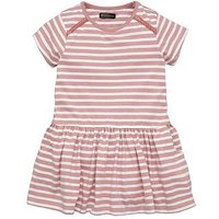 Mini V by Very Girls Pink Stripe Dress, Pink, Size 4-5 Years, Women