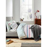 Joules Joules Elizabeth Stripe 100% Cotton Duvet Cover