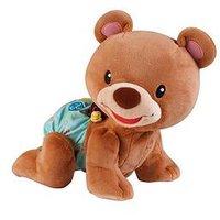 VTech Baby Crawl Along Bear, One Colour
