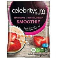Celebrity Slim Strawberry &Amp; Banana Smoothies (14 Sachets)