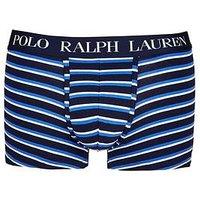 Polo Ralph Lauren Stripe Trunk, Blue, Size M, Men