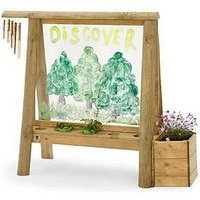 Plum Discovery Easel