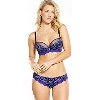 Curvy Kate Tropics Balconette Bra, Print, Size 36Gg, Women