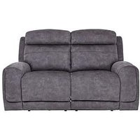 Imperial 2-Seater Fabric Power Recliner Sofa