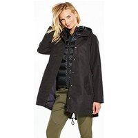 Puma ShieldDown 480 Transform Parka - Black , Black, Size L/14, Women