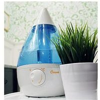 Crane Crane 3.78l Cool Mist Humidifier - White Drop, One Colour