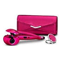 BaByliss Curl Secret Simplicity Hair Curler Gift Set, Pink, Women