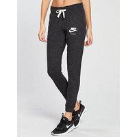 Nike Sportswear Gym Vintage Pants - Black , Black, Size Xl, Women