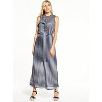 Y.A.S Storma Maxi Dress, Multi, Size S, Women