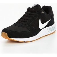 Nike Nightgazer, Black/White, Size 9, Men