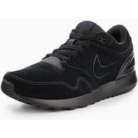 Nike Air Vibenna Premium, Black/Black, Size 8, Men