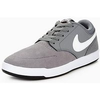 Nike Sb Fokus, Grey, Size 6, Men