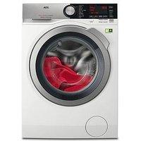 Aeg L8Fec946R 8000 Series 9Kg Load, 1400 Spin Washing Machine - White