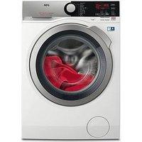Aeg L7Fee845R 7000 Series 8Kg Load, 1400 Spin Washing Machine - White