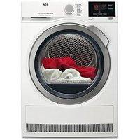 Aeg T7Dbg832R 7000 Series 8Kg Load Sensor Tumble Dryer - White
