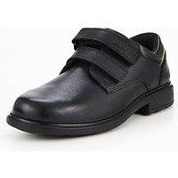 Clarks Remi Pace Junior Shoe, Black, Size 1.5 Older