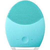 FOREO LUNA 2 Facial Cleansing Brush for Oily Skin, One Colour, Women