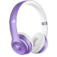 Beats By Dr Dre Solo 3 Wireless On-Ear Headphones - The Beats Ultra Violet Collection