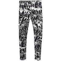 Nike Older Girl Nsw Printed Legging, Black, Size Xs=6-8 Years, Women