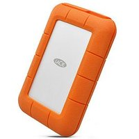 Lacie Lacie 5Tb Rugged Thunderbolt Shock &Amp; Drop Resistance Portable External Hard Drive For Pc &Amp; Mac
