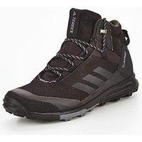 adidas Terrex Tivid Mid Cp, Black/Red, Size 6, Men